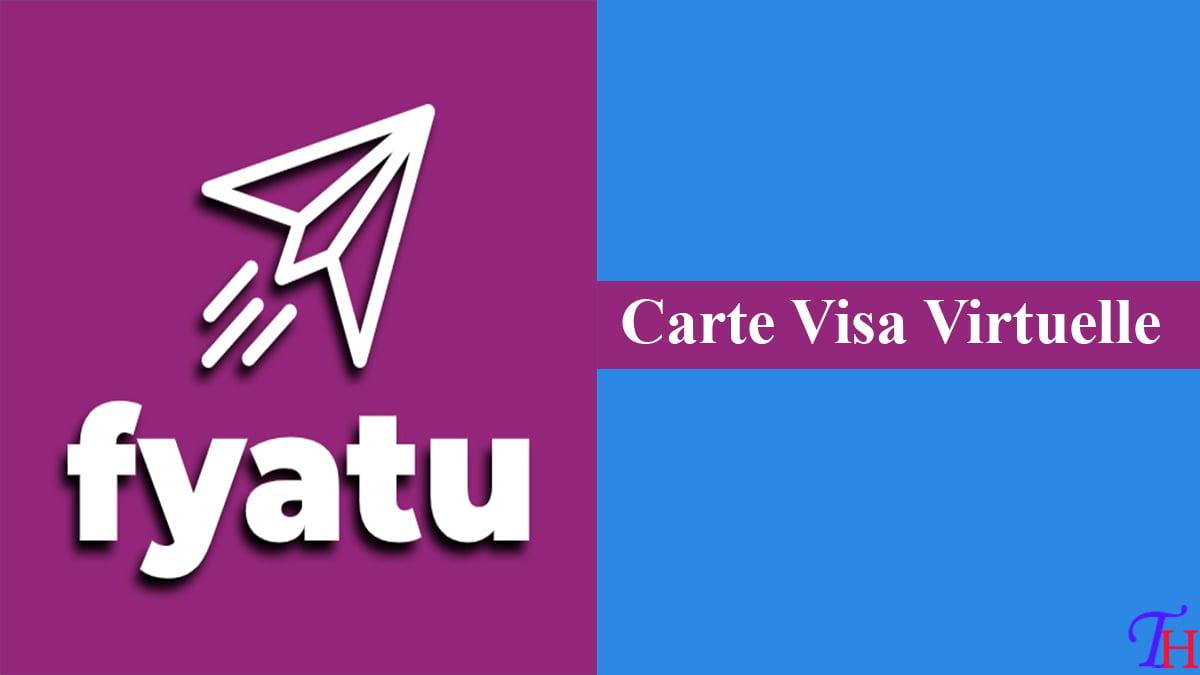 Obtenez une Carte Visa Virtuelle instantanément