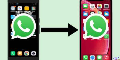 transfert whatsapp Android vers iPhone sans pc