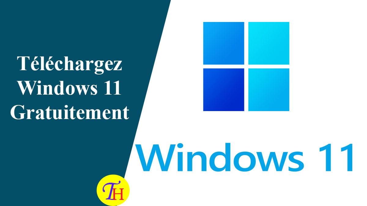 Téléchargez Windows 11 ISO gratuitement