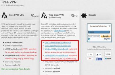 Aplikasi VPN Gratis dan Tercepat di PC Untuk Membuka Situs Yang Diblokir
