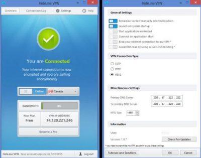 Aplikasi VPN Gratis dan Tercepat di PC