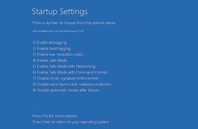 """Cara Masuk ke Safe Mode Windows - Salah satu cara paling umum untuk mengatasi beragam masalah di PC adalah dengan menyalakannya lewat safe mode. Untuk waktu yang lama, memasuki safe mode ini cukup simpel dengan cara menekan F8, namun semuanya berubah ketika Windows 8 dan Automatic Repair modenya datang. Sebenarnya sobat masih dapat masuk ke safe mode, akan tetapi, letaknya jauh berada di dalam opsi recovery di Windows 8 atau 10. Meskipun menekan tombol F8 secara terus menerus akan membawa sobat ke automatic recovery mode, sobat masih bisa secara manual mengakses """"recovery options"""" dengan cara menekan kombinasi tombol Shift+F8. Lebih simpel lagi jika PC sobat masih menyala, cukup tahan tombol Shift dan klik restart. Itu jika PC sobat masih menyala, jika tidak ? maka baca artikel ini sampai habis, karena disini saya akan memberikan cara untuk masuk ke safe mode di berbagai kondisi. Cara Masuk Safe Mode di Windows 7 Masuk ke safe mode di Windows 7 sangatlah mudah dilakuan, caranya yaitu sesaat setelah logo Windows seperti dibawah ini, sobat tekan F8 untuk masuk ke """"Advanced Boot Options"""". Logo Windows Sobat seharusnya dapat masuk ke mode ini jika menekan tombol F8 tepat pada waktunya, namun jika gagal masuk maka coba restart laptop dan kembali tekan F8 sesaat setelah logo Windows muncul. Menu Advanced Boot Options Saya asumsikan sobat sudah berhasil masuk ke """"Advanced Boot Options"""" ini. Disini, terdapat tiga variasi dari Windows 7 safe mode yang bisa dipilih yakni: Safe Mode: Ini merupakan pilihan safe mode yang bisa dikatakan terbaik dan normal dipilih. Dengan masuk ke safe mode ini, semua proses di Windows 7 akan di load seminimal mungkin, setidaknya hanya untuk menyalakan Windows 7 saja. Safe Mode with Networking: Opsi ini sebenarnya sama dengan pilihan pertama tadi, namun akan ada tambahan yang memungkinkan sobat untuk konek ke jaringan tertentu di Windows 7. Sobat pilih opsi ini jika merasa waktu masuk ke safe mode masih membutuhkan akses internet atau mungkin jar"""