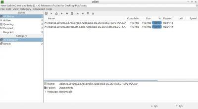 Cara Install uGet (Alternatif IDM) Versi Terbaru di Semua Distro Linux