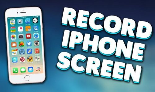 Cara Mudah Merekam Layar iPhone dan iPad Tanpa Aplikasi, Tanpa Jailbreak