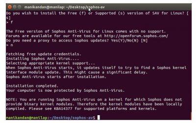 AntiVirus Gratis Terbaik untuk Linux dan Cara Install-nya