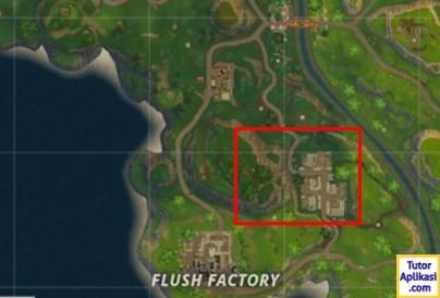Lokasi Loot Terbaik di Fortnite: Battle Royale