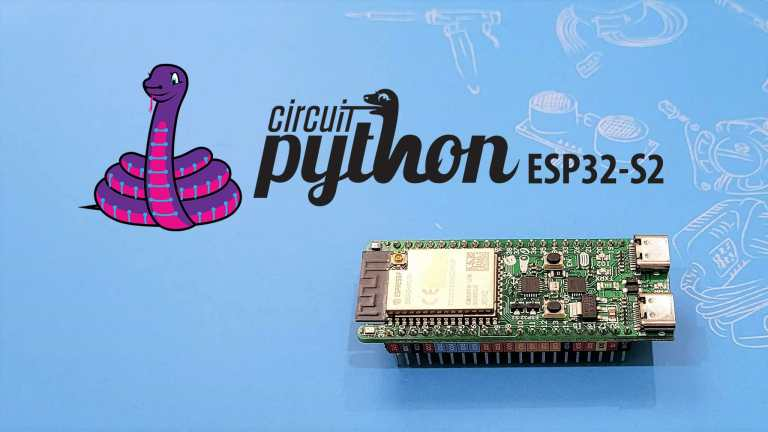 Program Cucumber ESP32-S2 Using CircuitPython