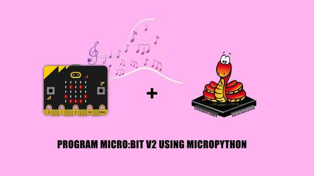 Program micro:bit V2 Using MicroPython On Raspberry Pi