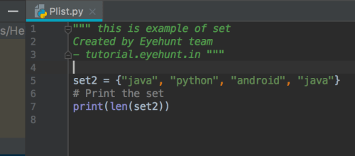 Python Comments Block Syntax | Multiline Comment with Examples
