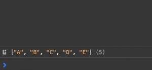convert comma separated string to array javascript