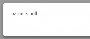 JavaScript checking null