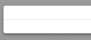 empty an array in JavaScript