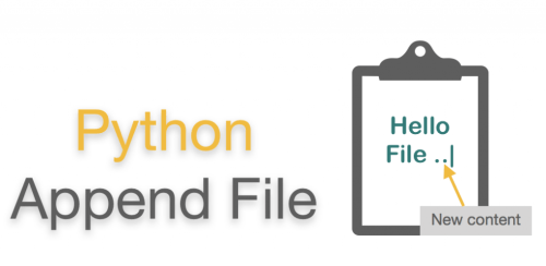 Python Append File | Write on Existing File