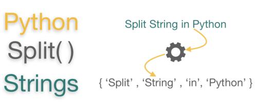 Python Split() Function | Split String Example - EyeHunts