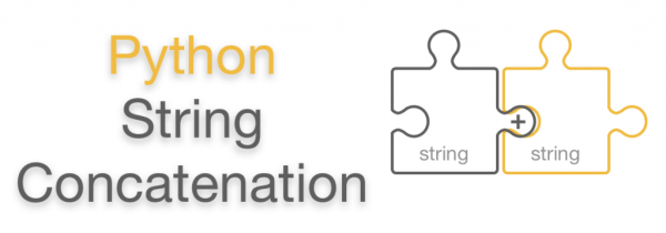 Python String Concatenation | Combine Strings example