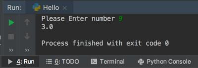 Python square root   Python sqrt function example   Math