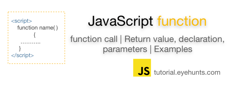 JavaScript function call