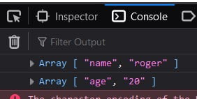 JavaScript get query string Parameters