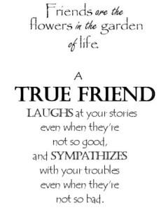 Kata bijak untuk sahabat sejati