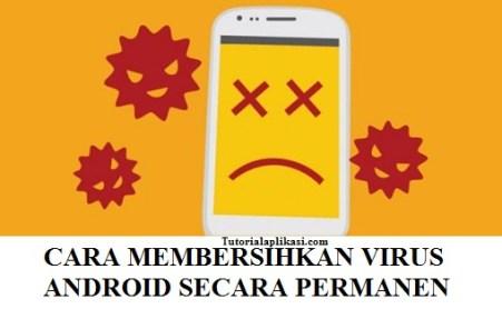 Cara mengatasi virus di android