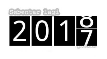 gambar selamat tahun baru 2018