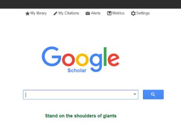 bagaimana cara artikel atau tulisan online kita terindeks oleh google scholar