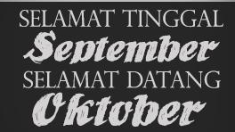 kata kata harapan di bulan oktober