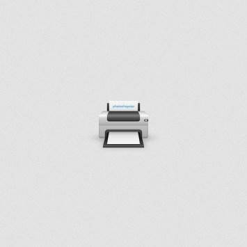 Create a Printer Icon in Adobe Photoshop