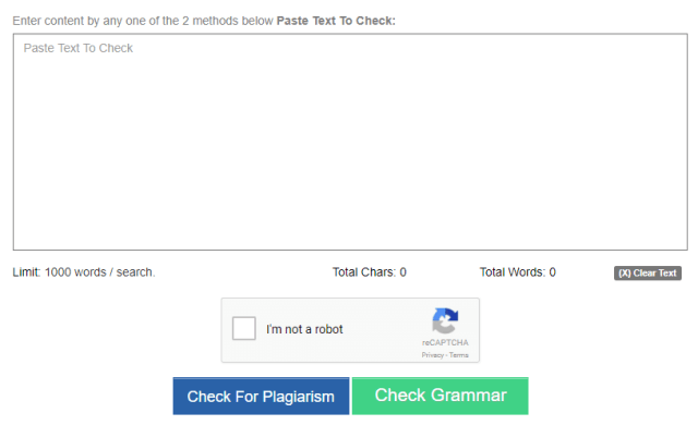Searchenginereports Plagiarism Checker