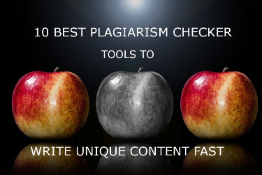 plagiarism checker tools