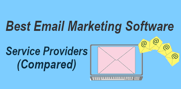 Best Email Marketing Software Services (Compared)
