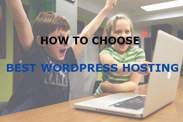 choose best wordpress hosting