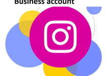 how to create a business page on instagram