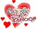 google yahoo heart image