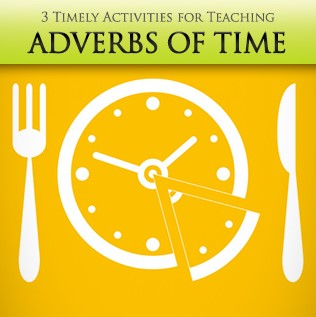 Adverb of times