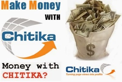 make money with chitika adsense blogger youtube ad network How to pay per click ppv earn money online
