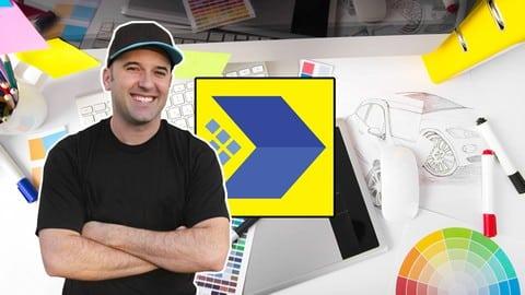 Logo Design Masterclass: Learn Logo Design + Illustrator