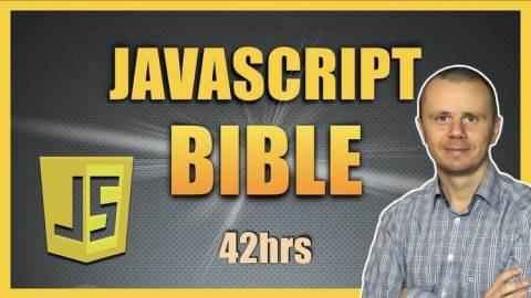 JavaScript Bible – JavaScript Bootcamp 2020