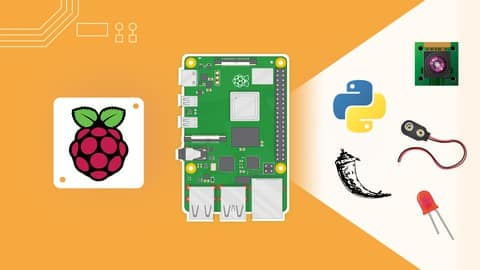 Raspberry Pi For Beginners - 2021 Complete Course