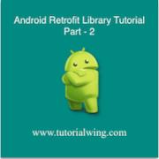 Tutorialwing Android Retrofit Tutorial