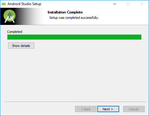 Tutorialwing - Android Studio Install Step-7