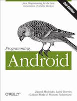 Recommended Book Programming Android