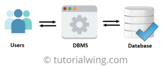 Tutorialwing dbms tutorial database tutorial