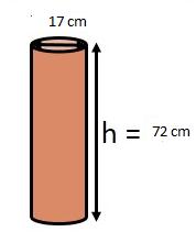 Tutorialwing math volume metal rod example