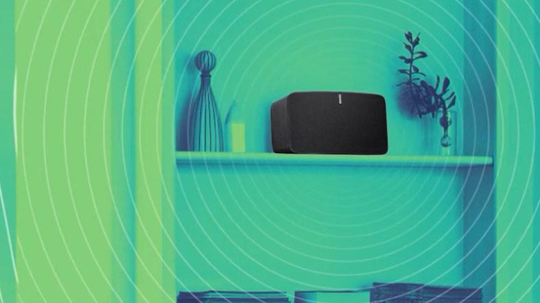 How to restart a Sonos speaker