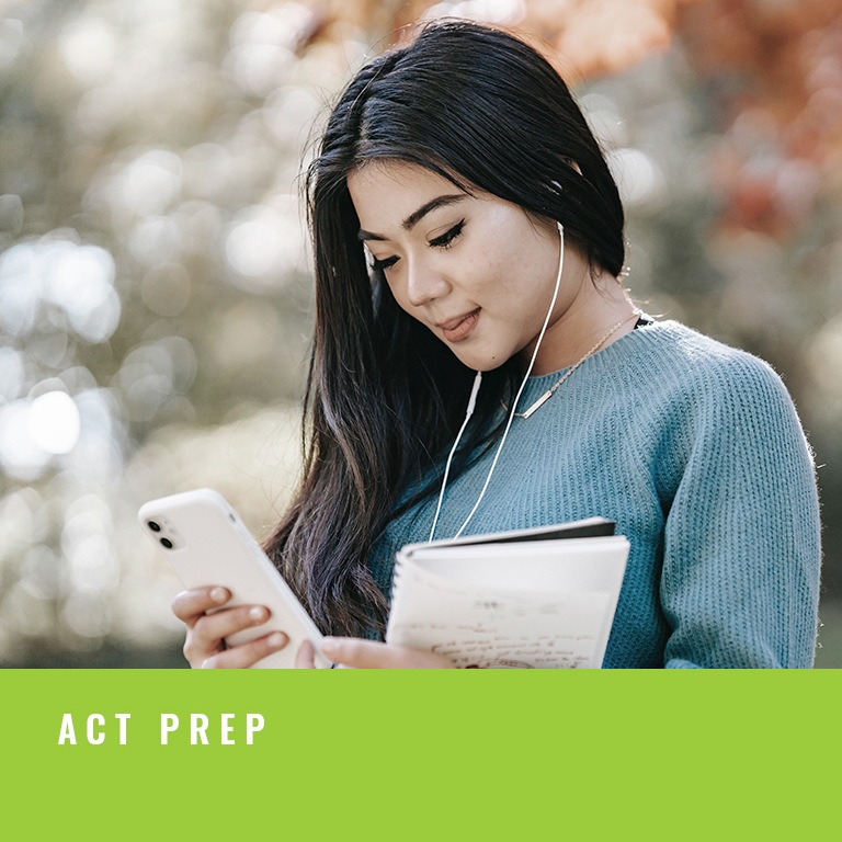 ACT Test tutoring self paced