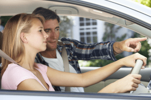 Teaching your teen to drive can be a stressful experience for both you and your teenager; however, it doesn't have to be. With a little bit of patience and a few good rules of thumb, you can help your teen learn to drive safely and cautiously in a relatively simple process.