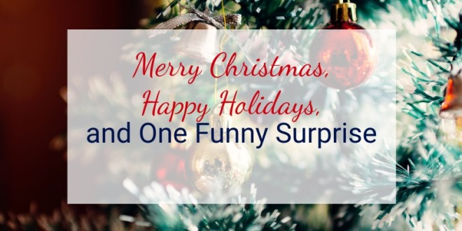 Merry Christmas and Happy Holidays from my family to yours! I'm especially excited for the holiday this year not only because it's my first Christmas with my new husband and in our new hometown of Norfolk, not only because my parents are joining us for the holiday, but because my playful husband and I will be playing a Christmas surprise on my parents!