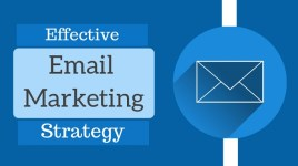 Effective email marketing strategy