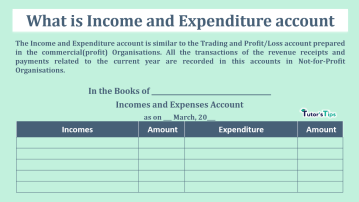 What is Incomes and Expenses account Feature Image min 1 - Learn Accounting, GST, Economics and Microsoft Excel